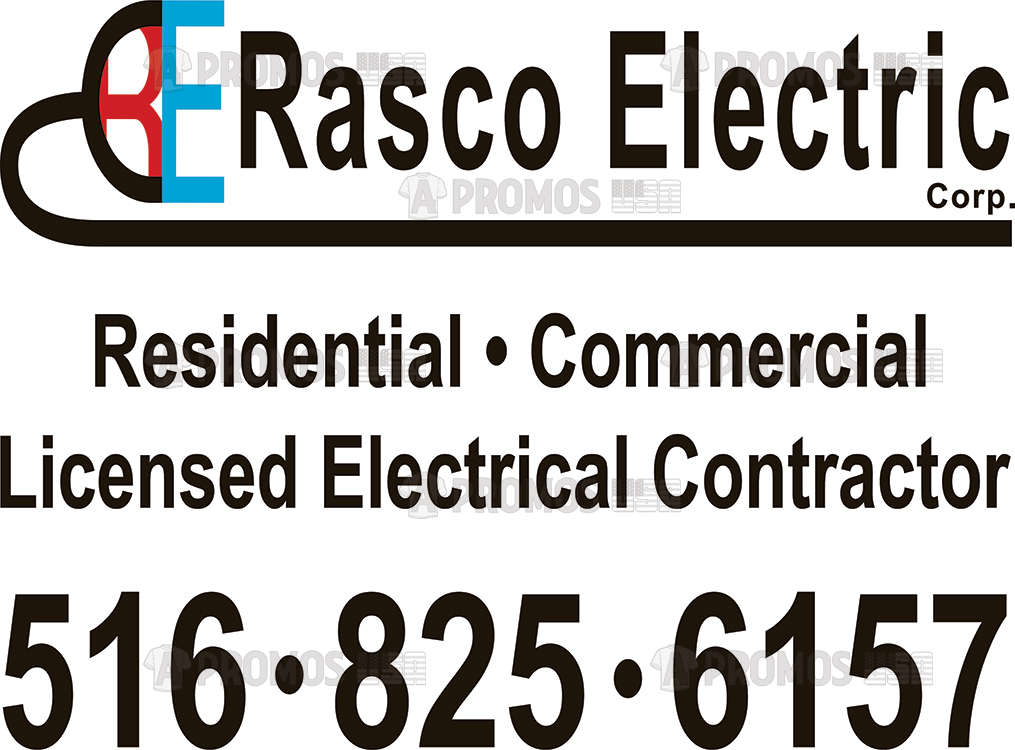electrician electrical contractor custom apparel printing logo tees t-shirt tshirt tee shirt