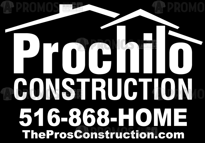 construction contractor custom apparel printing logo
