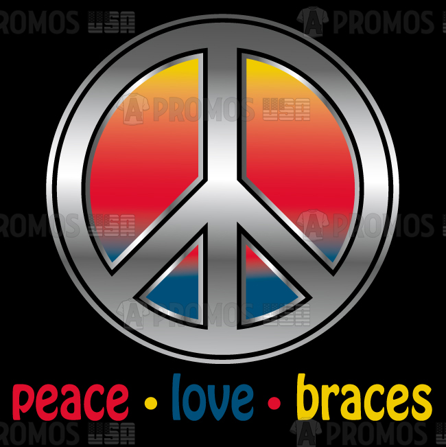 business corporate custom printing embroidery peace love tee shirt t-shirt tshirt tees cap caps logo