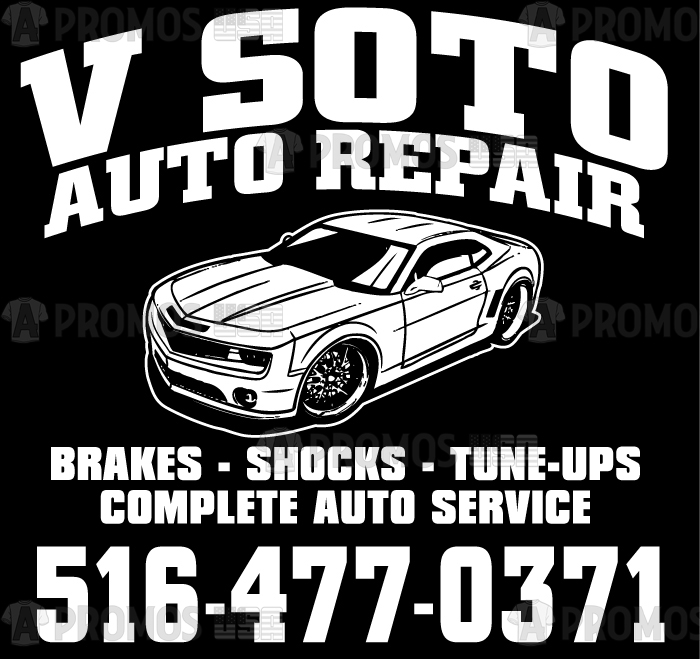 business corporate custom printing auto repair mechanic embroidery tee shirt t-shirt tshirt tees cap caps logo