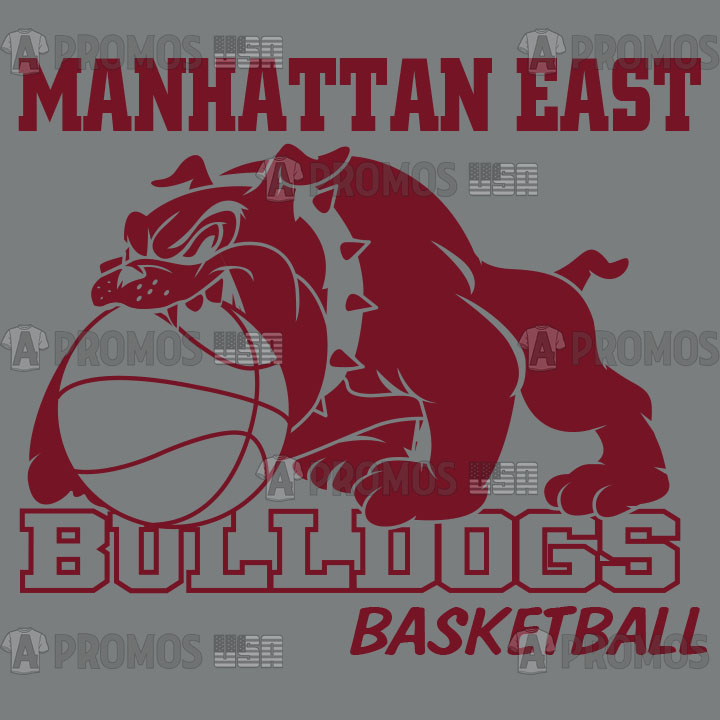 mascot bulldog basketball school and team spiritwear middle school high college hoodies hoody tees t-shirt tshirt teeshirt caps theme logo screen printing and embroidery