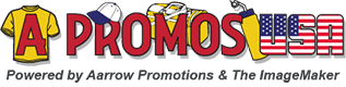 The ImageMaker & Aarrow Promotions Logo