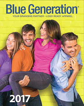Blue Generation 2017 Catalog