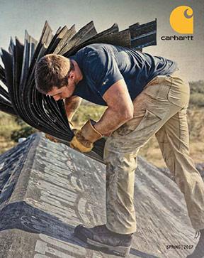 Carhartt 2017 Catalog