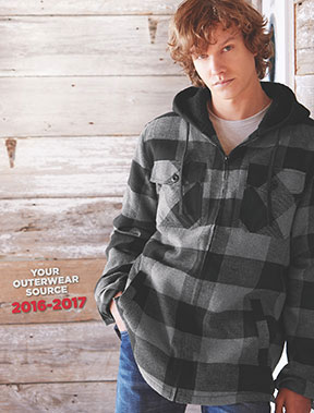 SS Outerwear 2016-2017 Catalog