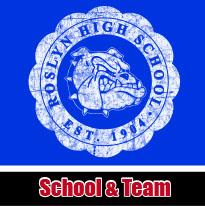 School & Team Design Ideas