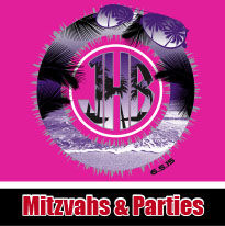 Mitzvahs and Parties Design Ideas